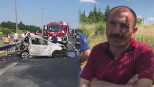 5 kişinin öldüğü kazaya karışan tır şoförü o anları anlattı