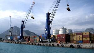 Batı Akdenizden 791,9 milyon dolarlık ihracat
