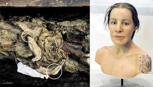 Türk Buz Kızının yeniden gömülmesi için kampanya başlattı