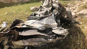 Siirt'te akılalmaz kaza Son anda atladı…