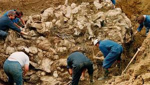 Bosna Hersekte yeni toplu mezar bulundu