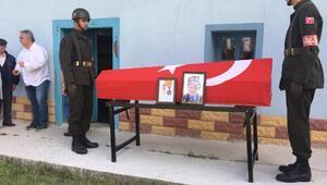 Kore gazisi, helallik istedikten sonra kalp krizinden öldü