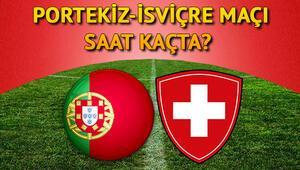 Portekiz İsviçre maçı ne zaman, saat kaçta ve hangi kanalda