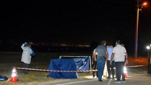 Adanada yol kenarında erkek cesedi bulundu