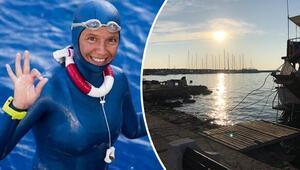 Milli sporcu Derya Canın eşi denizde kaybolmuştu Müjdeli haber geldi