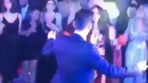 Mesut Özil Amine Gülşe çiftinin kına gecesi sosyal medyayı salladı