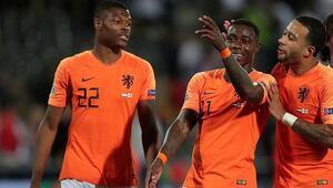 UEFA Uluslar Liginde finalin adı Portekiz-Hollanda