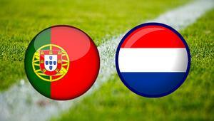 Portekiz Hollanda maçı ne zaman