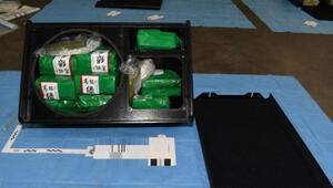 Hoparlörlere gizlenmiş 840 milyon dolarlık uyuşturucu ele geçirildi