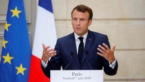 İrandan Macronun nükleer anlaşmayla ilgili açıklamalarına tepki