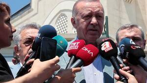 Son dakika: Erdoğandan net mesaj: Bu hakkı ilgisi alakası olmayanlara yedirmeyiz
