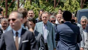 Cumhurbaşkanı Erdoğan: Demokratik görevlerini tüm İstanbullu hemşehrilerimin hakkıyla yerine getirmeleri büyük önem arz ediyor
