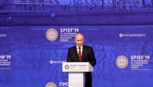 Putin'den Erdoğan'a övgü: Delikanlı gibi ülkesinin bağımsızlığını gözetti