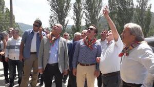 Vali Şentürk, Günüören hıdrellez şenliklerine katıldı
