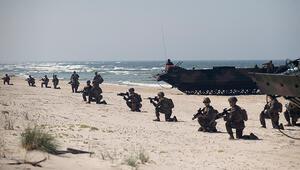 NATO üyelerinden Baltık Denizinde dev tatbikat