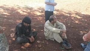 Barınma merkezinden kaçan Afgan uyruklu 3 kaçak yakalandı