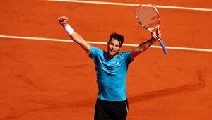 Djokovici eledi Finalin adı Nadal - Thiem
