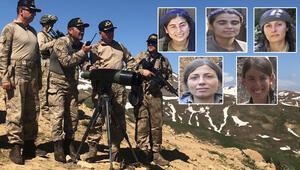 PKKya ağır darbe 300 bin lira ödülle aranan terörist etkisiz hale getirildi