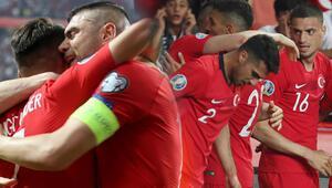 Türkiye - Fransa: 2-0 | A Milli Takım Konyada destan yazdı (Maçın özeti)