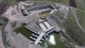 226 milyon metreküp suyu taşıyacak