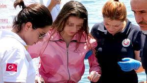 Genç kız ölümden döndü Çarşı iznine çıkan asker kurtardı...