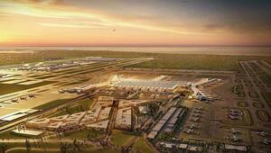 İstanbul Havalimanında tatil dönüşü yoğunluğu