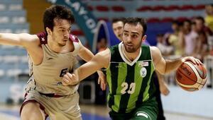 Sigortam.net İTÜ Basket pes etmedi, seriyi 2-1e getirdi