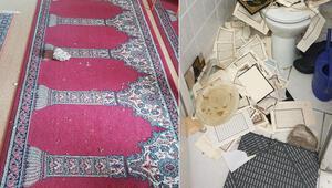 Almanyada camilere saldırı