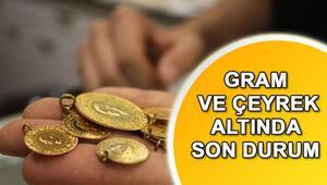 Altın fiyatları yeni haftaya nasıl başladı 10 Haziran çeyrek altın fiyatı