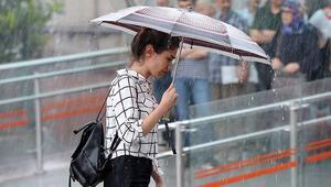 Meteorolojiden sağanak uyarısı O illerde yaşayanlar dikkat