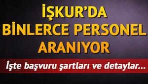 İŞKUR ilanlarına nasıl başvuru yapılır İŞKUR iş ilanları aracılığıyla 38 bin personel aranıyor