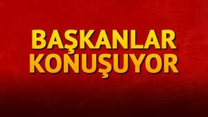 Başkanlar özel açıklamalarıyla Hürriyet Ankarada