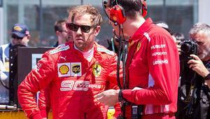 Hakem kararıyla kaybedince çıldırdı: Vettel, Kanada'da olay çıkardı