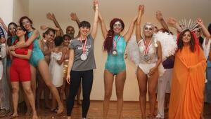 Dünya Yoga Koreografi Şampiyonası Gümüldür'de yapıldı