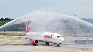 Corendon, Avrupa'dan direkt İzmir uçuşlarına başladı