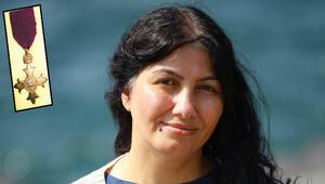 Türk akademisyene kraliyet nişanı