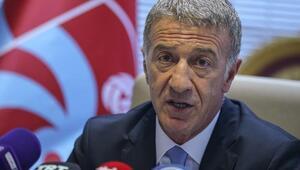 Ahmet Ağaoğlu: İzlanda maçının Trabzon'da oynanması için talepte bulunacağız