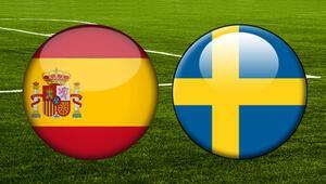 İspanya İsveç maçı ne zaman saat kaçta hangi kanalda