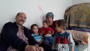 Gelişme geriliği yaşayan 4 kardeş, bakım altına alındı