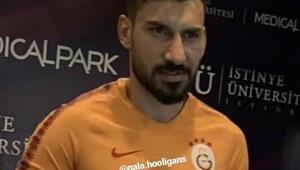 Transfer resmen bitti Şener Özbayraklının fotoğrafı sızdı...