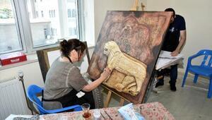Türkoğlu Belediyesi 4üncü Ulusal Sanat Çalıştayı başladı