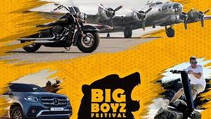 Aksiyon ve eğlence Big Boyz Festivalde zirve yapacak