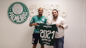 Felipe Melo 2 yıl daha Palmeirasta | Transfer haberleri...