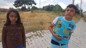 Somada yıldırım düştü: 9 kişi yaralandı, 1 inek telef oldu