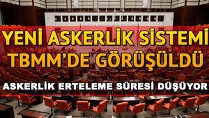 Cumhurbaşkanı Erdoğandan askerlik sistemiyle ilgili açıklama | Yeni sistem ne zaman yürürlüğe girecek