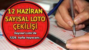 Sayısal Loto yine devretti | MPİ 12 Haziran Sayısal Loto ikramiye sorgulama ekranı