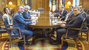 ABD'de 'Gülen'i iade' görüşmesi: 'Yeni deliller gösterdik'