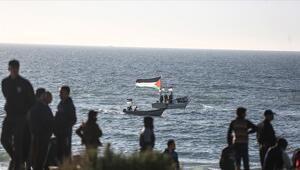 İsrailden Gazzeye kapsamlı deniz ablukası uygulaması