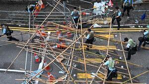 Hong Kongda halk Çine iade yasa planına karşı birleşti