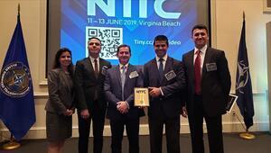 Türk teknolojisine NATOda ödül